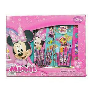 Minnie Mouse 30 Piece Stationary Set